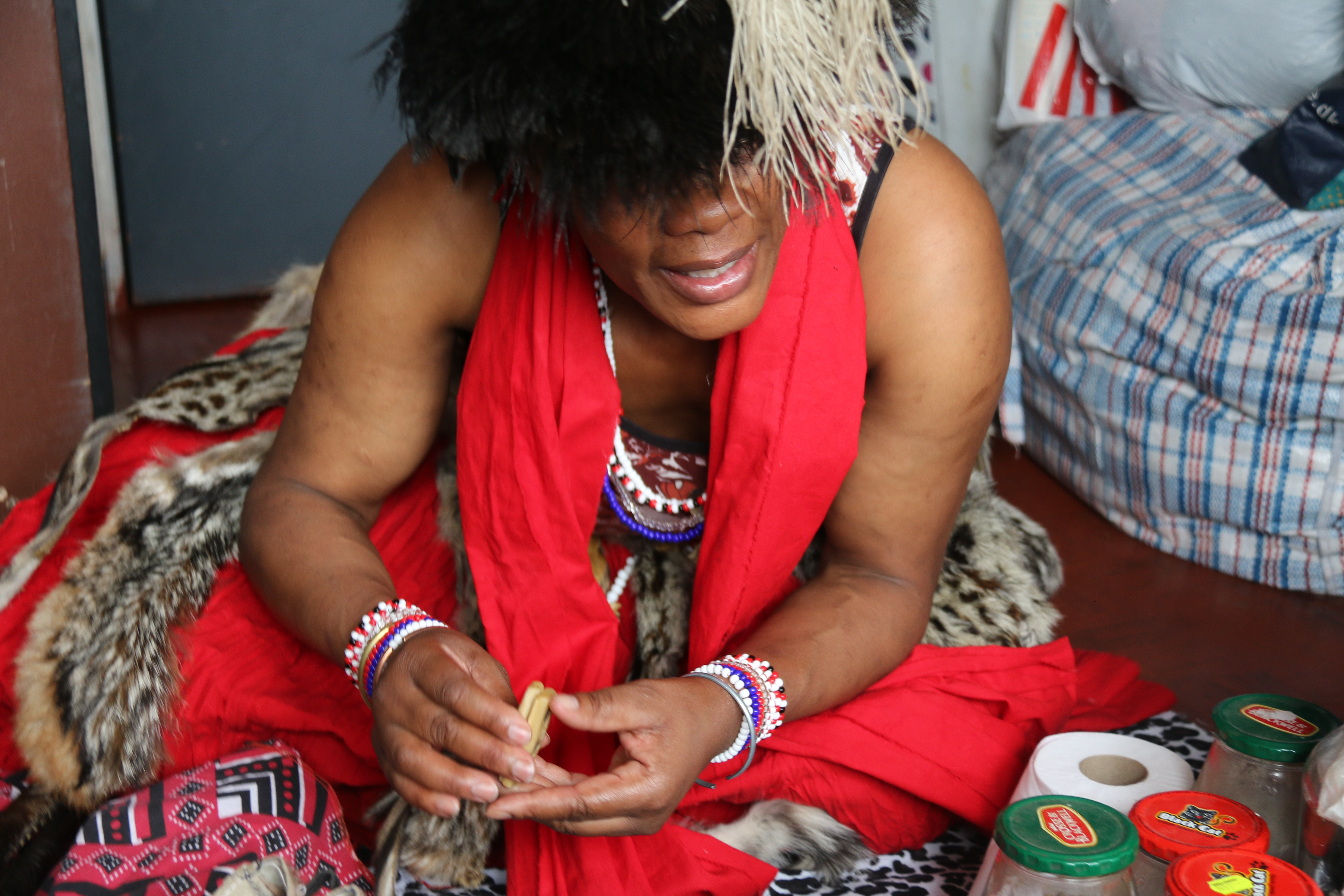 Vumani bo! Seers and sangomas in the city of gold | Joburg CBD
